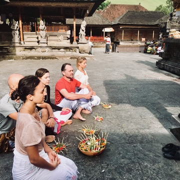 "7 Days ""Divine Body"" Yoga & Healing Food Retreat in Ubud, Bali"