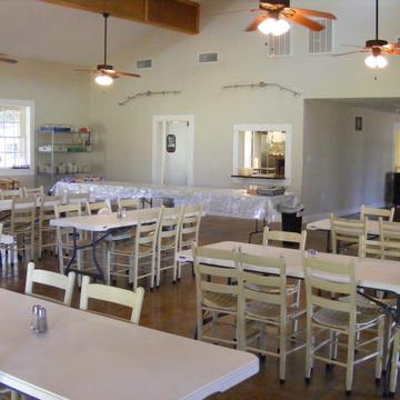 Dining Hall and Reading Room Rental