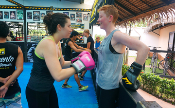 Western Boxing Retreat in Thailand