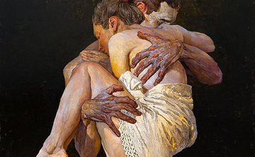 Portrait & Figure Painting in Florence with Denis Sarazhin & Victoria Kalaichi