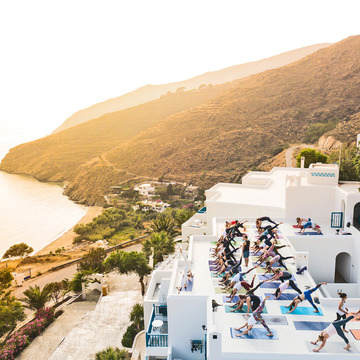 ReTreat to Greece