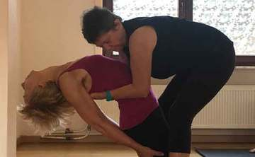 A WEEK ON THE PREVENTIVE SIDE OF ASHTANGA YOGA WITH MADELEINE ROMMEL