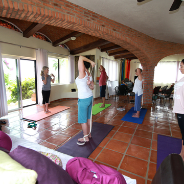 Perfect Balance: Ayurvedic Retreat