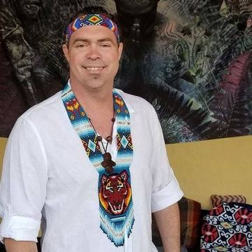 Chris Young  Co-Founder; Medicine Man;Practitioner of Kambo & Purveyor of Tribal Medicine