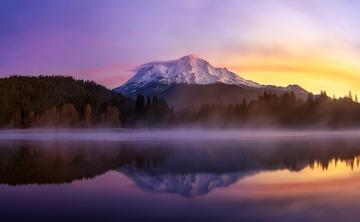 Energy Healing Teacher Training Retreat in Mt. Shasta