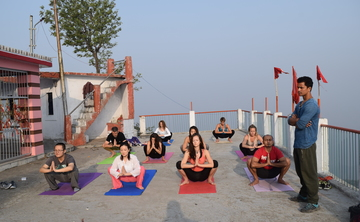 200 Hours Yoga Teacher Training Scholarship Program In Rishikesh, India
