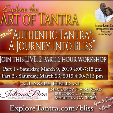 Authentic Tantra: A Journey Into Bliss