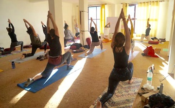 200 Hr RYT Multistyle Yoga Teacher Training Course Dharamshala