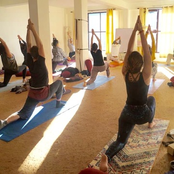 200 Hr RYT Multistyle Yoga Teacher Training Course Dharamshala