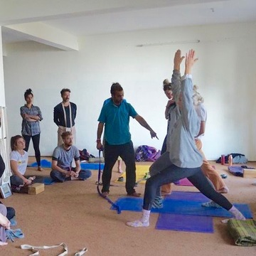 300 hours Multistyle Yoga Teacher Training Course Dharamshala