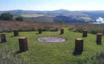 Sharpham Meadow Natural Burial Ground Open Day