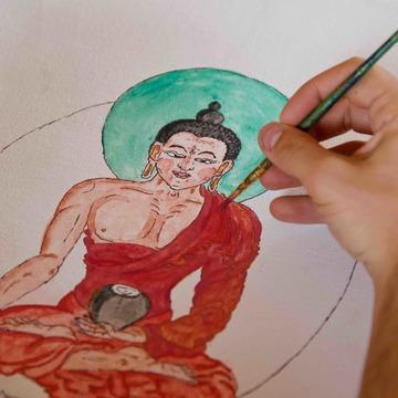Sacred Tibetan Art Retreat