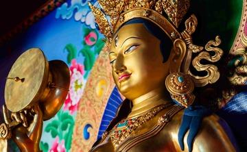 Celebrating Machig Labdrön's Birthday: Practice of the Garland of Jewels (Rinchen Trengwa) Sadhana