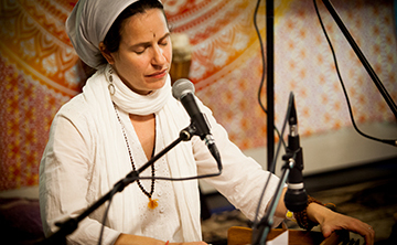 Find Your Voice, Open Your Heart: Mantra and Bhakti Yoga