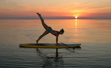 SUP Yoga Retreat Dec 2019