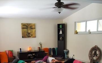 Restorative Yoga and Meditation Workshop – Oct 2019