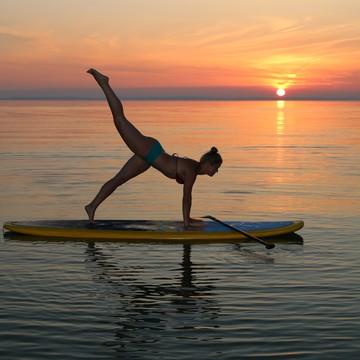 SUP Yoga Retreat July 2019