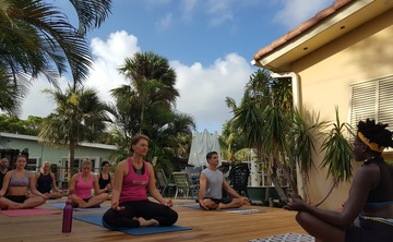 Yin Yoga and Meditation Workshop May 2019