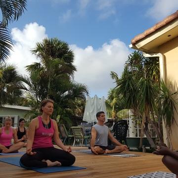 Yin Yoga and Meditation Workshop Apr 2019