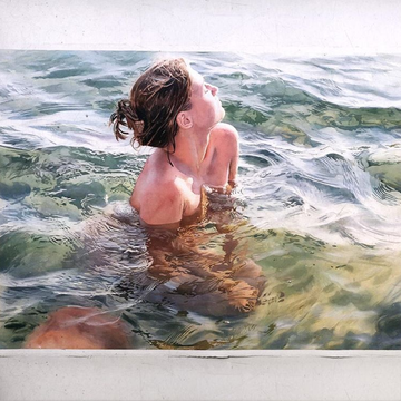 The Figure Submerged in Water with Marcos Beccari