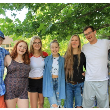 Young Adult Summer Leaders