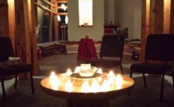 Sacred Space Retreat (May)