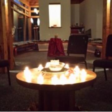 Sacred Space Retreat (April)