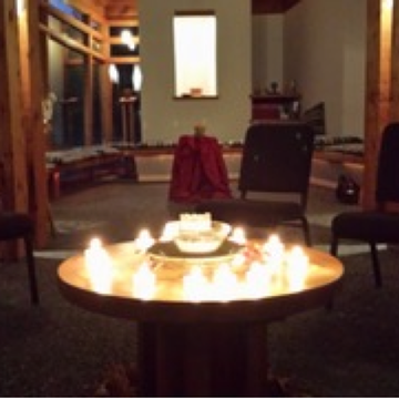 Sacred Space Retreat (March)