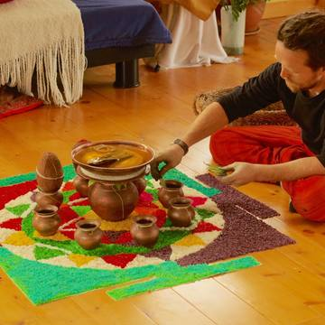 150hr  Anuttara-Tantra Teacher Training (Level 1)