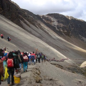 11 Day Peru Pilgrimage in the Andes