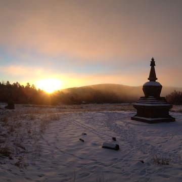 Winter Solstice Celebration With the Tara Mandala Community