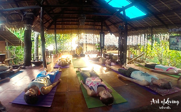Trance-formational 10 day retreat in beautiful Palawan Island, Philippines.