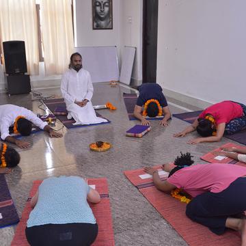 8 Days Rejuvenating Yoga and Meditation Holiday Rishikesh, India