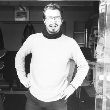Francisco Romeiras - Coach / Coordinator Tiago Pires Surf