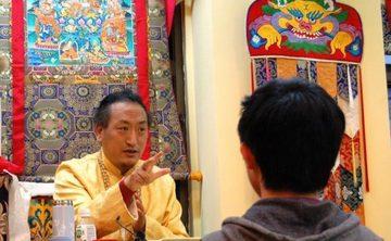 Madison Dzogchen teachings