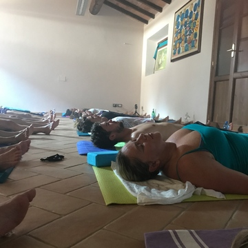 Special retreat of meditation and yoga in Tuscany with Donatella Barbagallo and Ruben Gonzalez