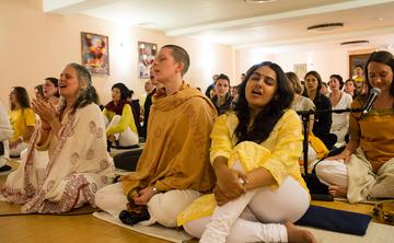 Bhakti Yoga & Kirtan Weekend