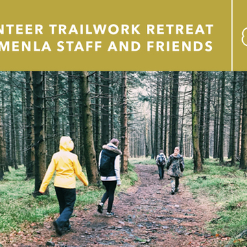 Spring Volunteer Trailwork Retreat – Part 2