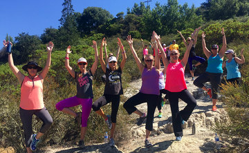 Body Flows Autumn Yoga and Wellness Retreat with Hiking & Hot Mineral Baths