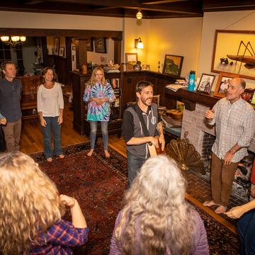 Community Singing Circle & Yoga Retreat