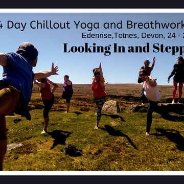 4 Day Chillout Yoga and Breathwork Retreat in Stunning Dartmoor