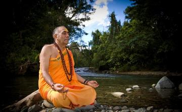 A Special Meditation Workshop with Swami Brahmavidyananda Saraswati