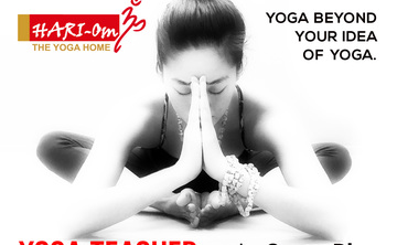 200 hr Yoga Teacher Training - HariOm Yoga School(7/27 Jan.'17)