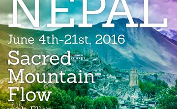 Sacred Mountain Flow - A Yoga Trek