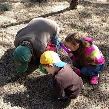 Nature Toddlers, March