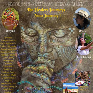 """The Healer's Journey"" Shamanic Healing Retreat"