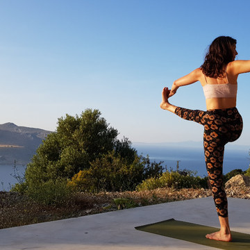 14 Days Mystic Tantra and Yoga retreat in Leros island, Greece