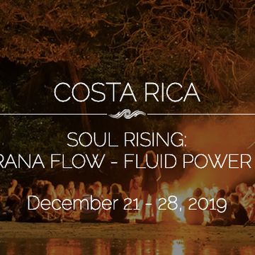 COSTA RICA:  Sol Rising- Living Prana Flow – Fluid Power Retreat