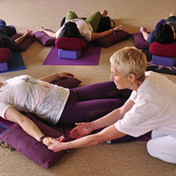 Relax and Rejuvenate with Restorative Yoga
