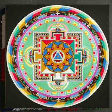 Celebrating the Vajrayana